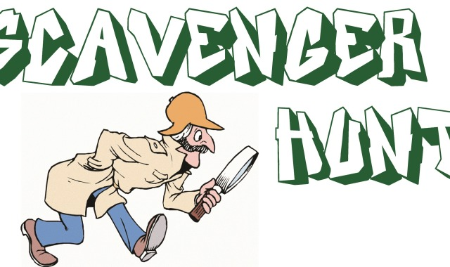 half term scavenger hunt in the milntown gardens milntown house rh milntown org scavenger hunt clipart png scavenger hunt clipart free